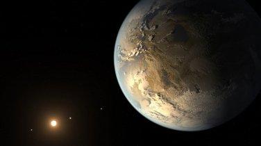 NASA prikaz