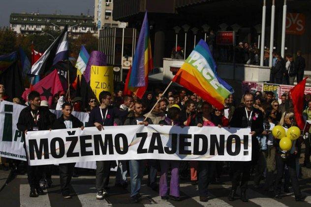 Parada ponosa Beograd