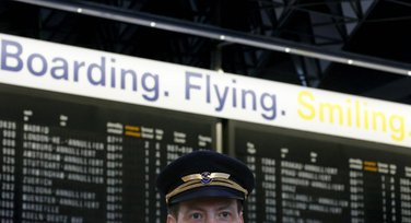 Pilot Lufthanse