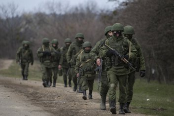 Krim, vojska