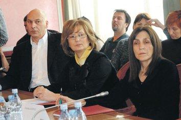Goran Rodić, Vesna Jovićević, Stojanka Radović