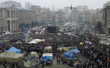 Protesti u Kijevu