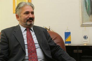 Enes Čengić, predsjednik uprave sarajevskog Energoinvesta