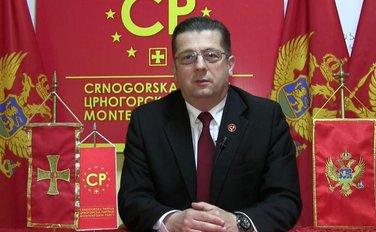 Crnogorska partija, Nenad Stevanović
