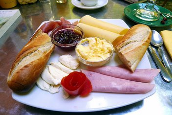 doručak, hrana