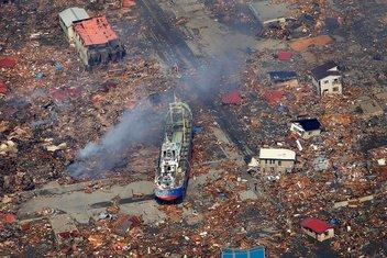Japan, cunami