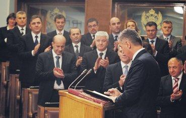 Milo Đukanović, Vlada