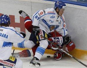 hokej Rusija - Finska