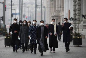 Kina, zagađenje