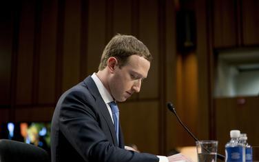 Osnivač Fejsbuka, Mark Zakerberg