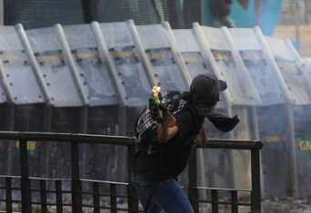 Venecuela, protesti