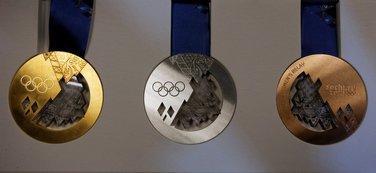 Medalje IO Soči