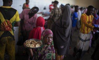 Somalija hrana, Somalija glad