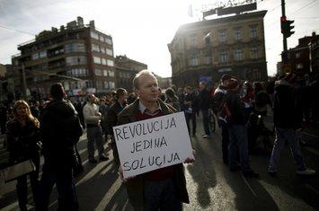 Bosna protesti