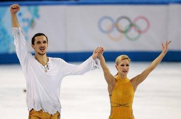 Maksim Trankov i Tatjana Volosožar