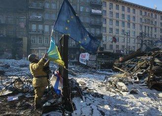 Ukrajina protesti