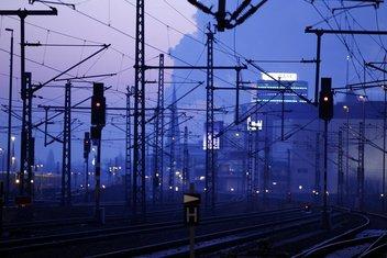 njemačka željeznica