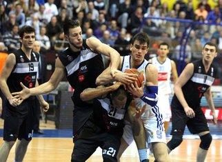 Cibona - Partizan