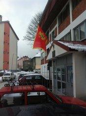 Crnogorska zastava Kolašin