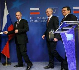 Putin, Rompej, Barozo