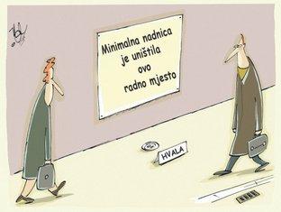 Tatjana Kuher karikatura