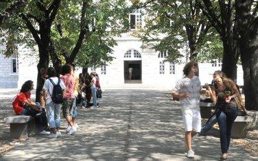 gimnazija Slobodan Škerović