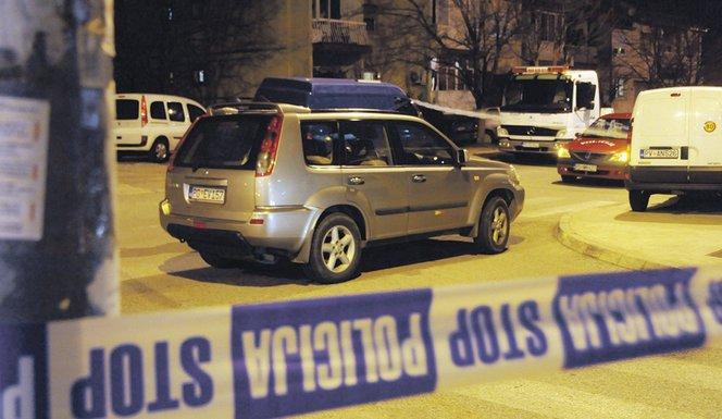 auto leš Podgorica