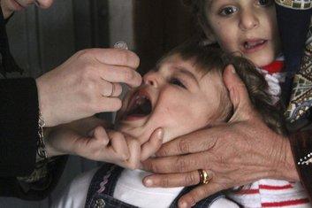 Sirija, vakcinacija