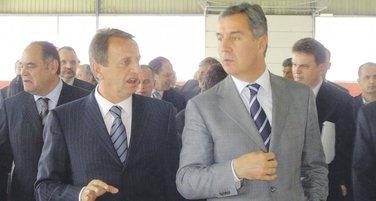 Brković i Đukanović