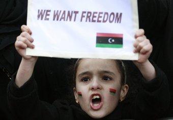 Libija protesti
