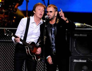 Pol makartni i Ringo Star
