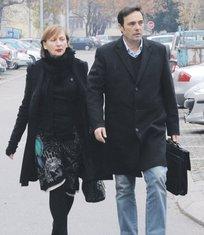 Milka Tadić Mijović, Aleksandar Đurišić