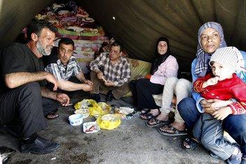 Palestinski izbjeglički kamp Sirija