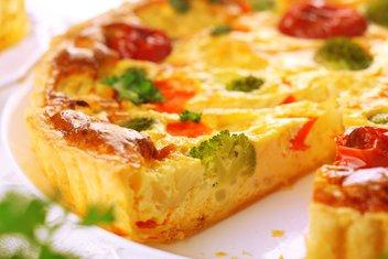 Španski tanjir sa povrćem