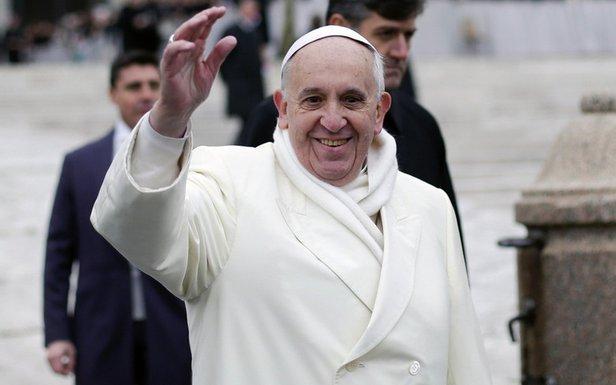 2013: Papa Franjo