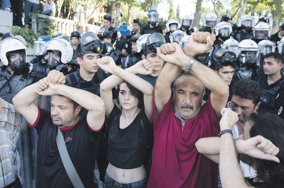 Turska, protesti