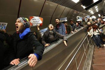 Turska metro