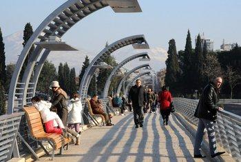 Podgorica, šetnja