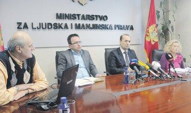 Ministarstvo za ljudska i manjinska prava