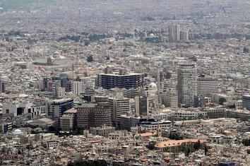 Sirija, Damask