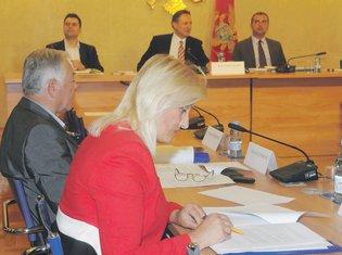 Ustavni odbor sjednica
