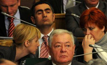 SNP, poslanici SNP, Damjanović, kaluđerović