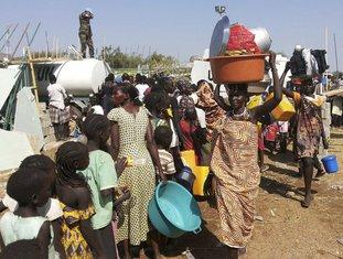 Južni Sudan izbjeglice