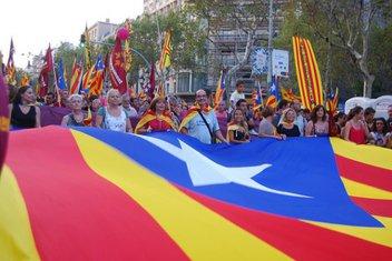 Katalonija, protest
