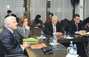 Sjednica Nacionalne komisije za antikorupciju