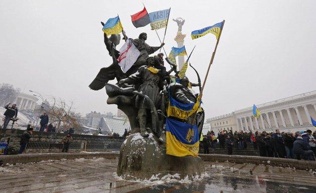 Proevropski protesti u Kijevu