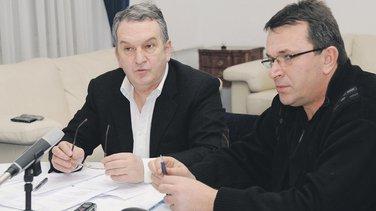 Miomir Mugoša i Vladan Vučelić