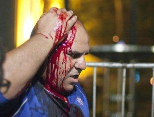 Nasilje Argentina