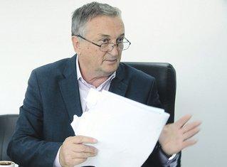 Branislav Radulović, predsjednik Upravnog suda