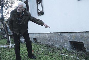 Pljačkanje kuća u Crmnici